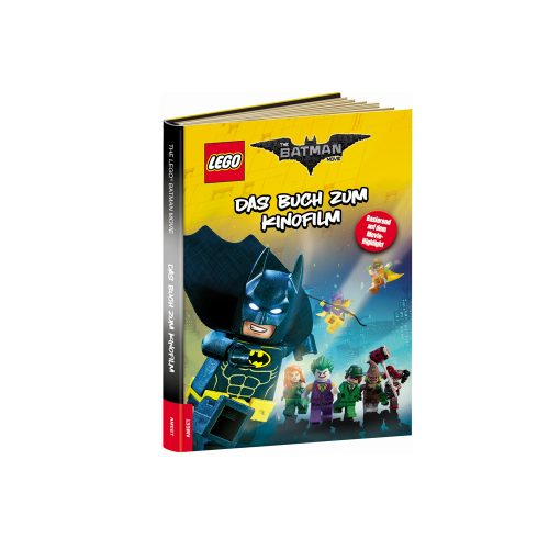 THE LEGO® BATMAN MOVIE. Das Buch zum Kinofilm