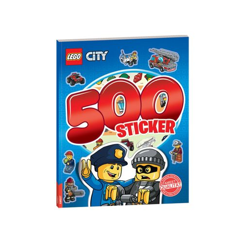 LEGO® CITY. 500 Sticker Band 1