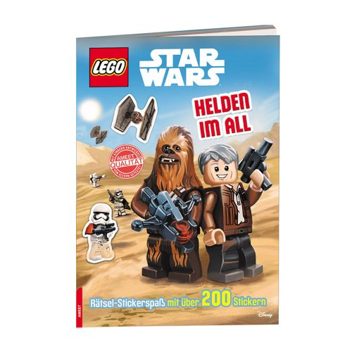 LEGO® STAR WARS ™. Helden im All