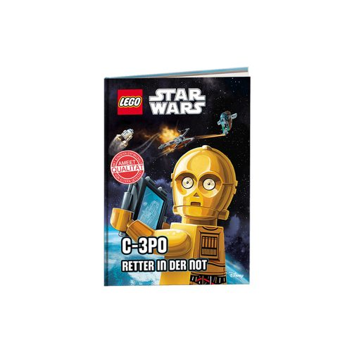 LEGO® STAR WARS ™. C-3PO in Not