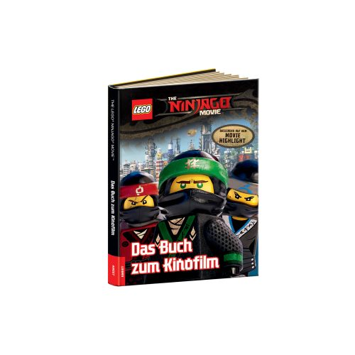 THE LEGO® NINJAGO® MOVIE™. Das Buch zum Kinofilm