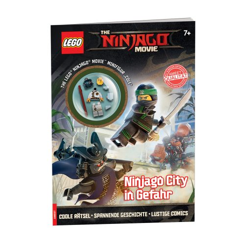 THE LEGO® NINJAGO® MOVIE™. Ninjago City in Gefahr
