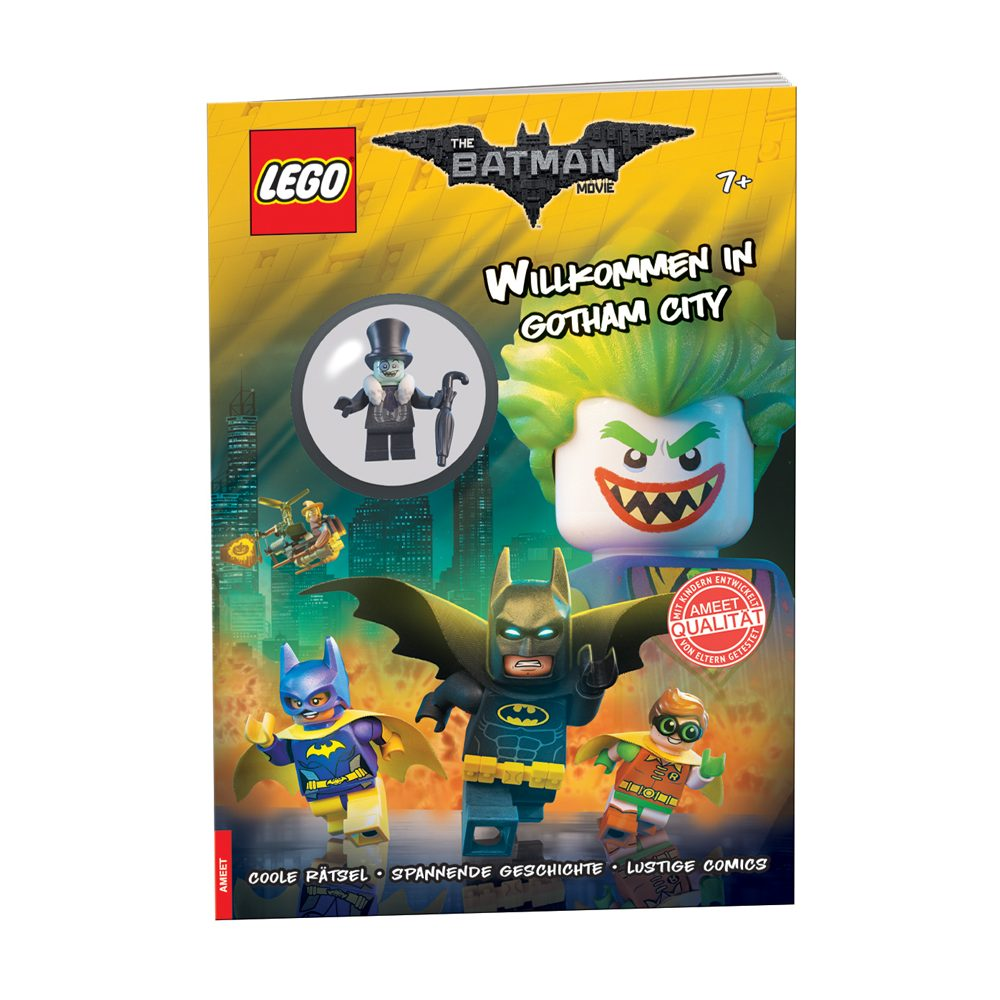 THE LEGO® BATMAN MOVIE. Willkommen in Gotham City