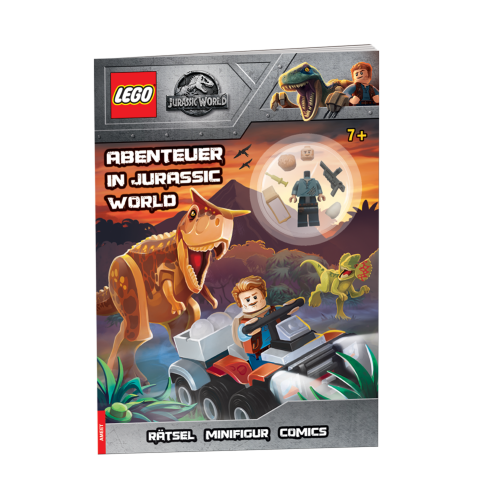 LEGO® Jurassic World. Abenteuer in Jurassic World
