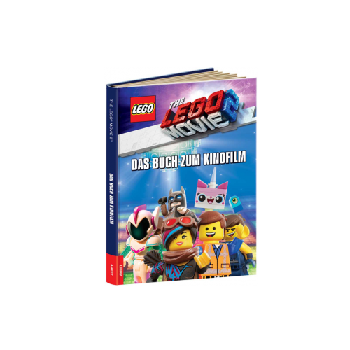 The LEGO® Movie 2™. Das Buch zum Kinofilm