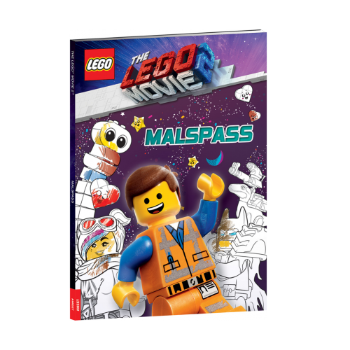The LEGO® Movie 2™. Malspaß