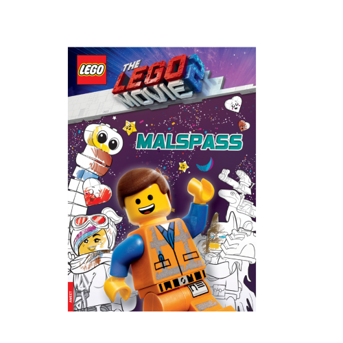 LEGO® The LEGO Movie 2™. Malspaß