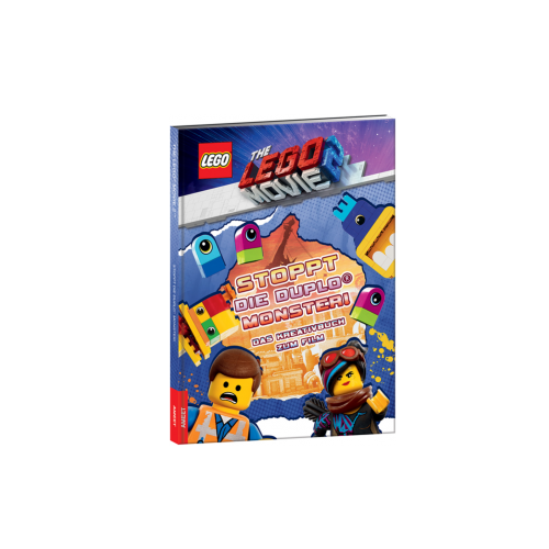 The LEGO® Movie 2™. Stoppt die DUPLO® Monster!