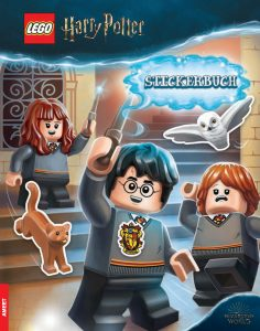 LEGO Harry Potter. Meine LEGO Harry Potter Rätselbox