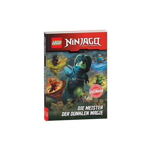 LEGO® NINJAGO ®. Die Meister der dunklen Magie
