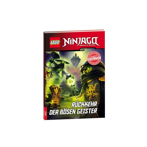 LEGO® NINJAGO ®. Rückkehr der bösen Geister