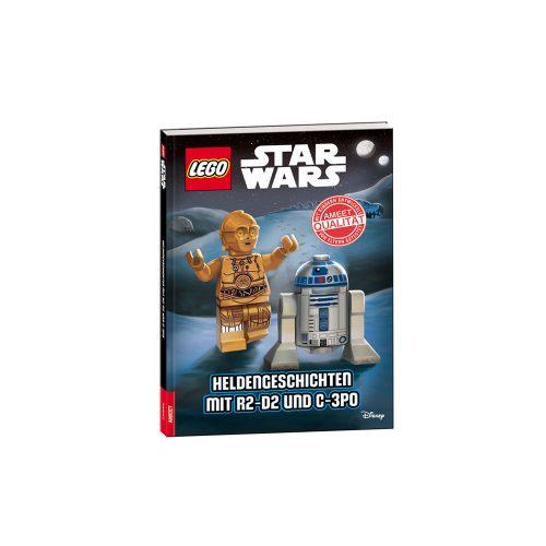 LEGO® Star Wars ™. Heldengeschichten mit R2-D2 und C-3PO