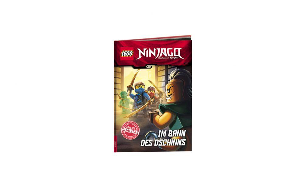 LEGO® NINJAGO ®. Im Bann des Dschinns