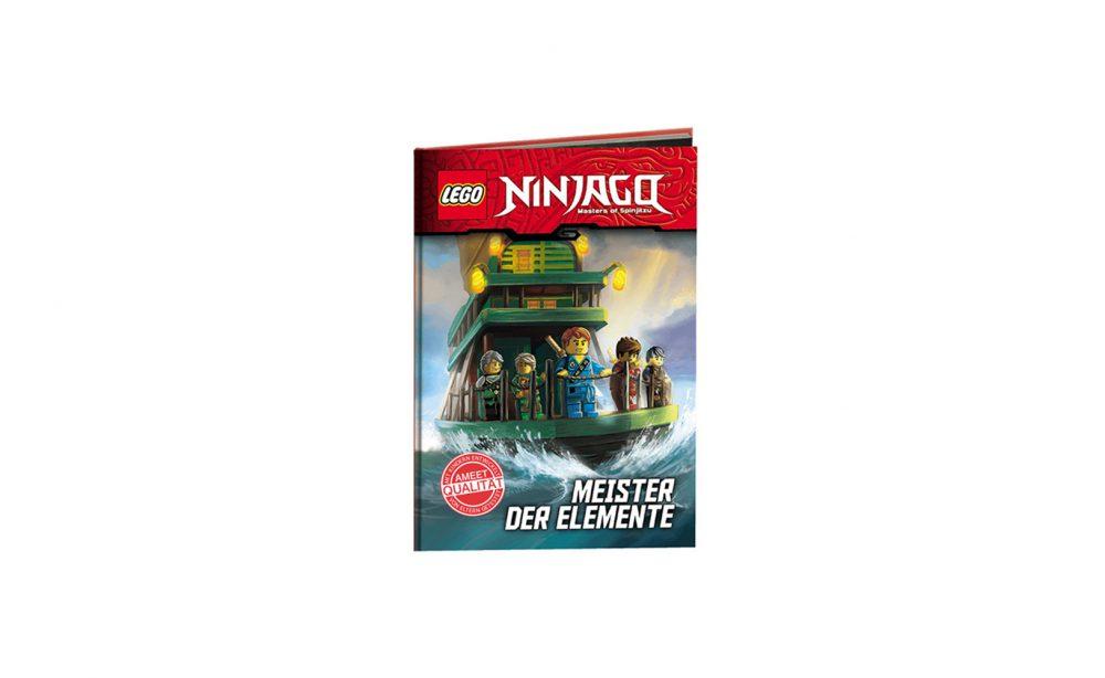 LEGO® NINJAGO ®. Meister der Elemente