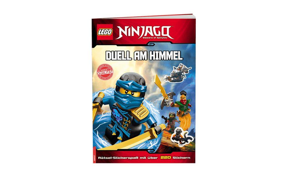 LEGO® NINJAGO ®. Duell am Himmel