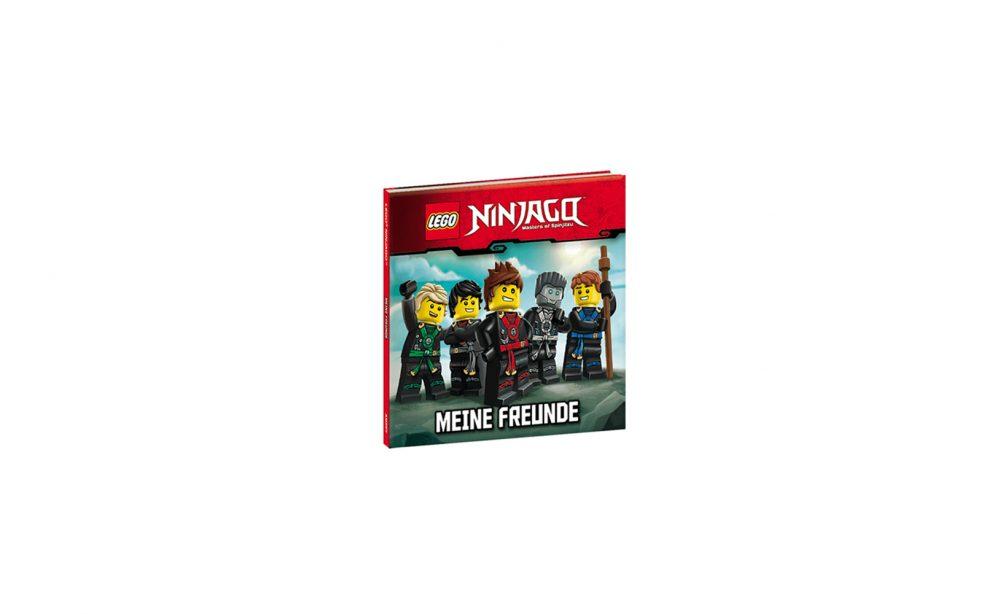 LEGO® NINJAGO ®. Meine Freunde