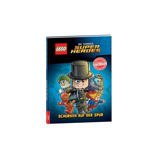 LEGO® DC COMICS SUPER HEROES. Schurken auf der Spur
