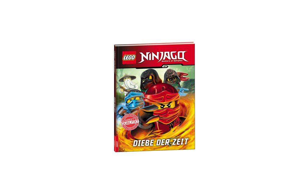 LEGO® NINJAGO ®. Diebe der Zeit