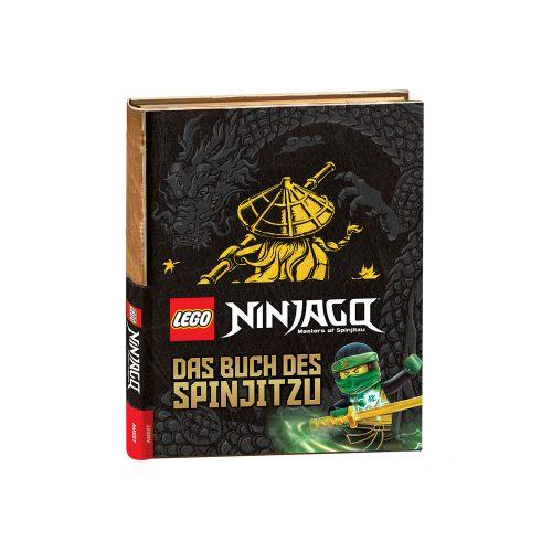 LEGO® NINJAGO ®. Das Buch des Spinjitzu - Das Handbuch für Ninja