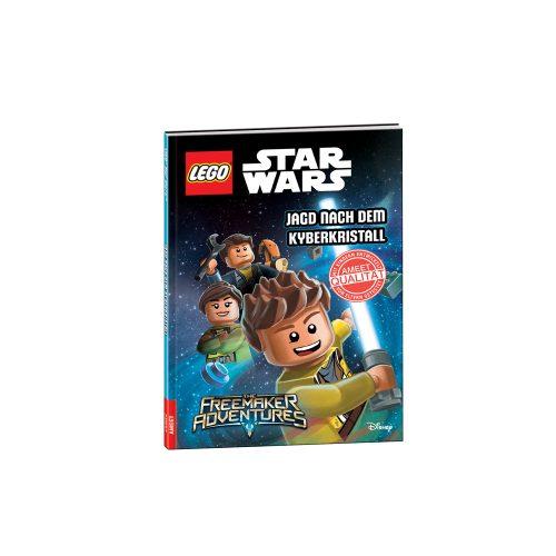 LEGO® Star Wars ™. Jagd nach dem Kyberkristall
