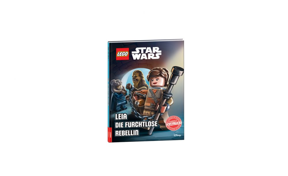 LEGO® Star Wars ™. Leia - die furchtlose Rebellin