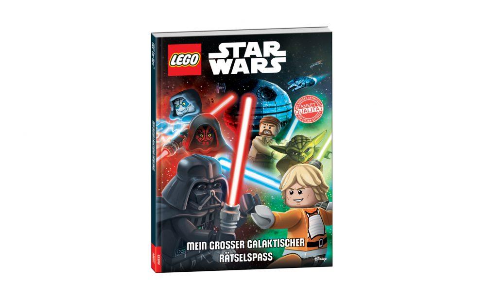 LEGO® Star Wars ™. Mein großer galaktischer Rätselspaß