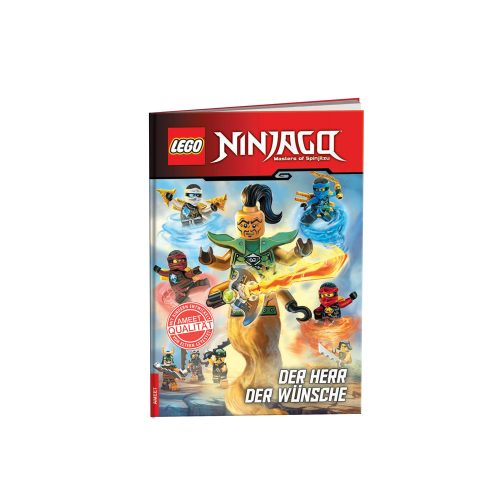 LEGO® NINJAGO ® Der Herr der Wünsche