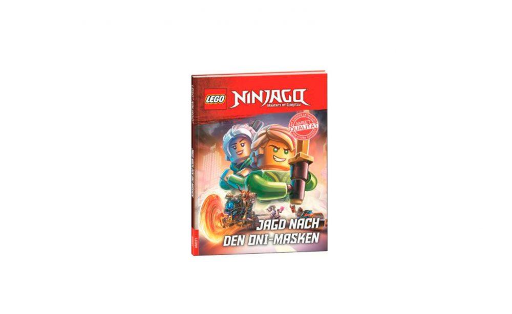 LEGO® NINJAGO ® Jagd nach den Oni-Masken