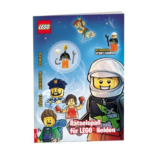 LEGO®. Rätselspaß für LEGO® Helden