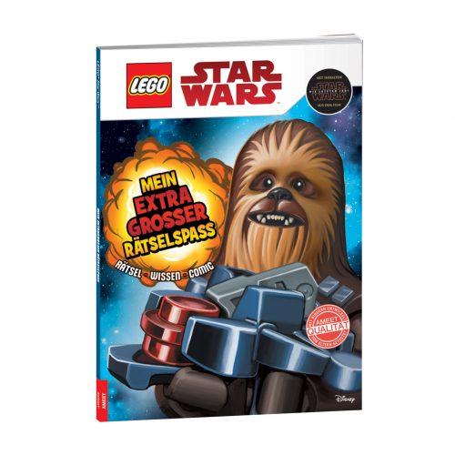 LEGO® Star Wars ™. Mein extragroßer Rätselspaß
