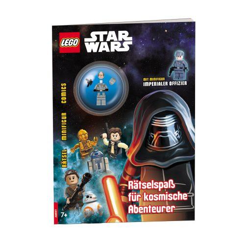 LEGO® Star Wars ™. Rätselspaß für kosmische Abenteurer