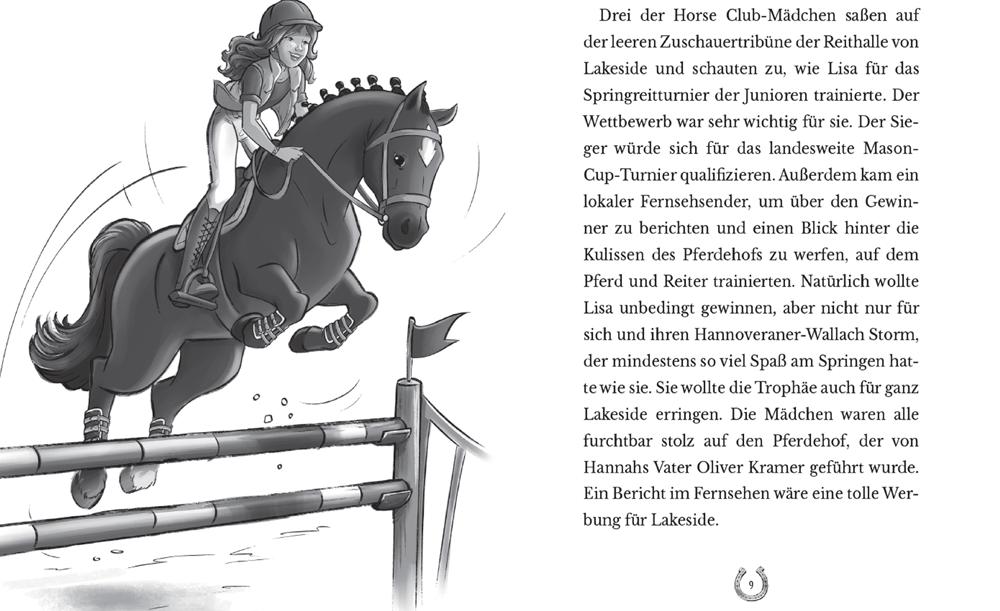 SCHLEICH® Horse Club. Turnierträume - Ameet Verlag