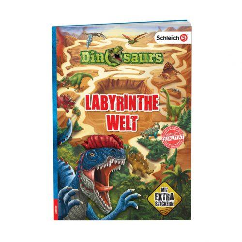 SCHLEICH® Dinosaurs. Labyrinthe-Welt