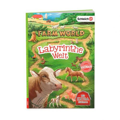 SCHLEICH® Farm World. Labyrinthe-Welt