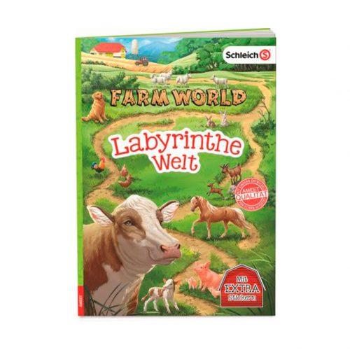 SCHLEICH® Farm World. Labyrinthe-Welt