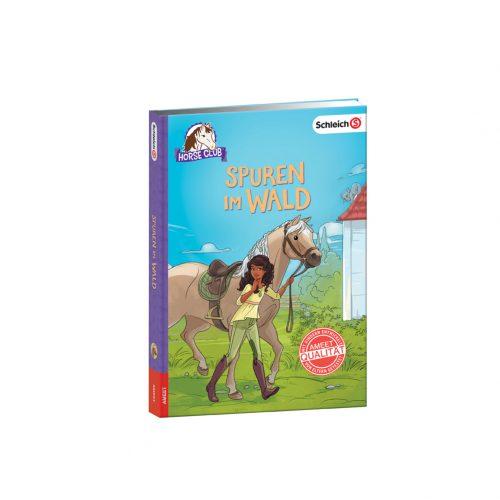 SCHLEICH® Horse Club. Spuren im Wald