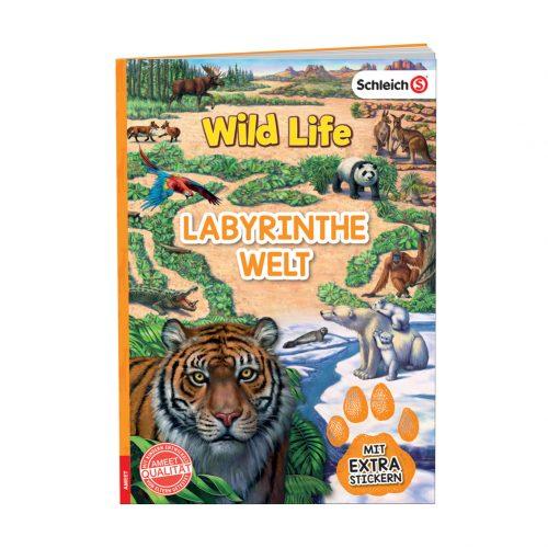 SCHLEICH® Wild Life. Labyrinthe Welt