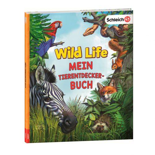 SCHLEICH® Wild Life. Mein Tierentdecker-Buch