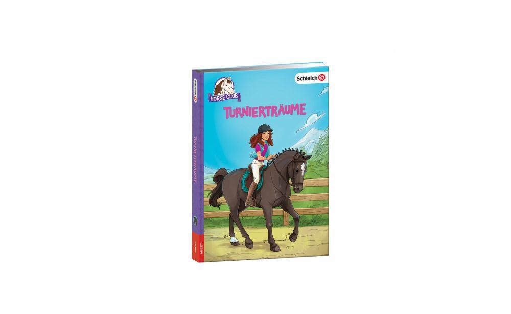 SCHLEICH® Horse Club. Turnierträume