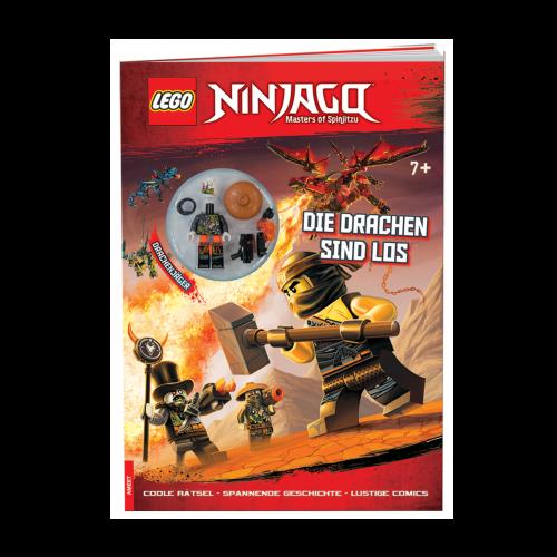 LEGO® Ninjago®. Die Drachen sind los