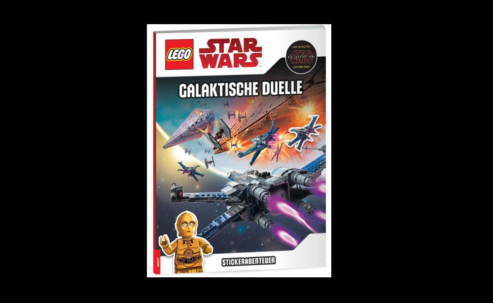 LEGO® Star Wars™. Galaktische Duelle