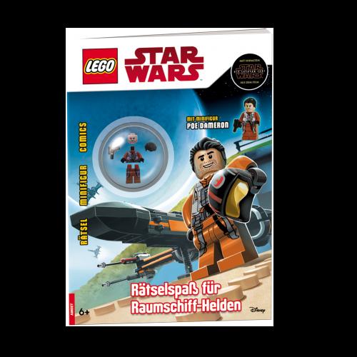 LEGO® Star Wars™. Rätselspaß für Raumschiff-Helden