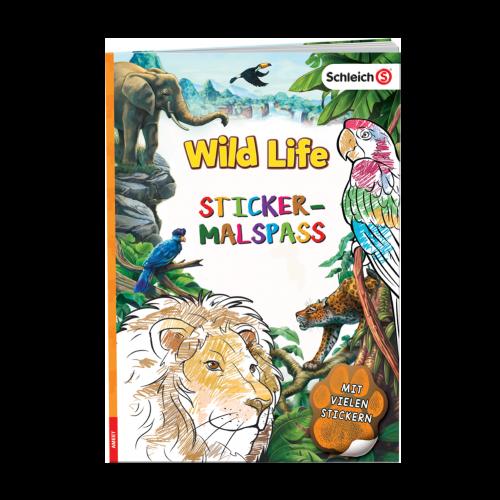 Wild Life Sticker Malspass
