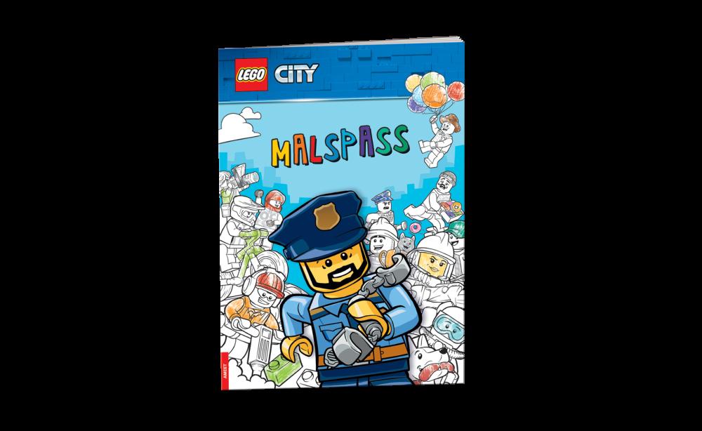 LEGO® City. Malspaß