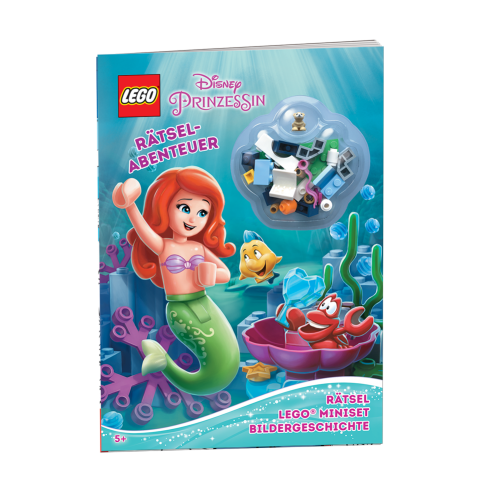 LEGO® Disney Prinzessin™. Rätselabenteuer