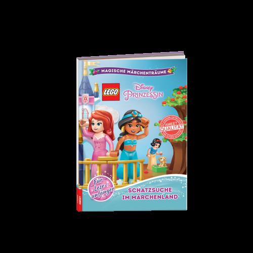 LEGO® Disney Prinzessin™. Schatzsuche im Märchenland