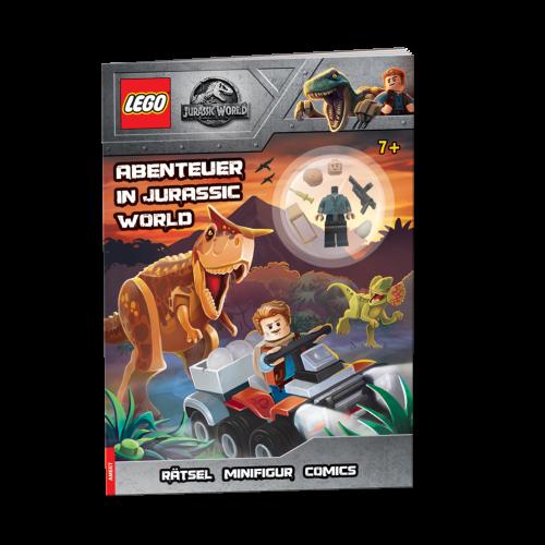 LEGO® Jurassic World. Abenteuer in Jurassic World
