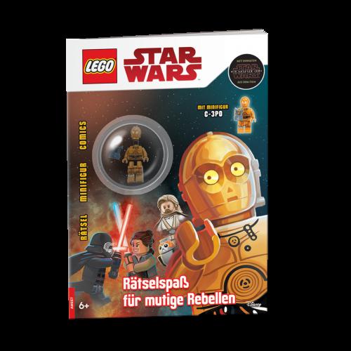 LEGO® Star Wars™. Rätselspaß für mutige Rebellen
