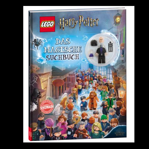 LEGO Harry Potter. Das magische Suchbuch