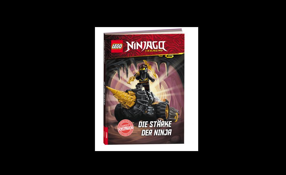 LEGO NINJAGO. Die Stärke der Ninja